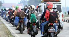 Hari Kedua Lebaran, Ada 400 Ribu Kendaraan Pemudik yang Diberikan Sanksi Putar Balik