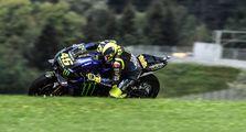Hasil Warm Up MotoGP Styria 2020, Valentino Rossi Unjuk Taring, Andrea Dovizioso Tampil Konsisten