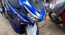 Beneran Ini Yamaha Aerox 155 Baru? Tampang Depan Runcing Bermesin 155 Cc Fiturnya Canggih Banget, Bikin Penasaran