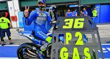 Tanda-tanda Nih Pembalap Ini Kalahkan Valentino Rossi di MotoGP Catalunya, Tanda Apa Tuh?