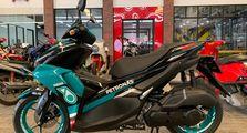 Beli Yamaha Aerox Baru Cat Motor Valentino Rossi, Cukup Tambah Segini