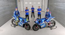 Breaking News, Suzuki Resmi Perpanjang Kontrak di MotoGP Sampai 2026