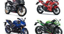 Jelang MOTOR Plus  Award 2021, Motor Sport 250 cc Adu Kencang dan Harga Di Kelas Ini