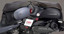 Motor Matic Baru Yamaha 125 cc Adik NMAX Desain Unik Konsumsi Bensin Mirip BeAT