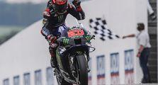 Hasil Balap MotoGP Belanda 2021, Yamaha Juara, Marc Marquez Mengejutkan