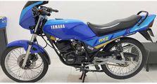 Wow Motor 2-Tak Yamaha RX-Z Dijual, Incaran Kolektor Harga Melongo