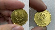 Bukan Hoax Uang Koin Rp 500 Dihargai Rp 100 Juta Per Keping Bukti Nyatanya Bisa Dicek Sendiri Cepat Jual