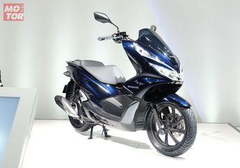 Ketat... Diam-diam Honda Siap Rilis PCX Hybrid 125 cc, Segini Banderolnya