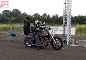 Anjay! Kejuaraan Drag Bike Motor Besar Hadir Lagi, Harley-Davidson Siap Turun