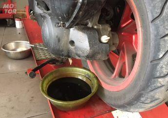 Efeknya Bahaya Banget, Begini Kalau Oli Motor Kena Dampak Fuel Dilution