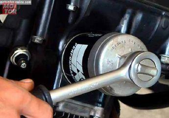 Spek Mesin Beda, Bolehkah Pakai Filter Oli Mobil di Motor?