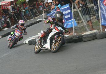 Road Race Pati, Alvian Bagaskara dan Teguh Anto Juara Umum