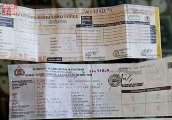 Cukup Modal Rp 5 Ribu, Berkas Bayar Pajak Sudah Rapi Siap Diproses Tanpa Ribet