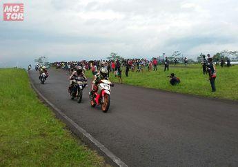 Road Race Tasikmalaya, Ramai Starter Meski Kemasan Sederhana