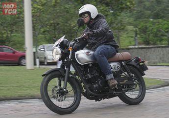 Ganteng! Seperti Ini Perkiraan Kalau Kawasaki Rilis W175 Versi Cafe Racer
