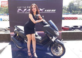 Ajib! Video Detik-detik Launching Yamaha New NMAX 2018, AHM Musti Waspada Nih