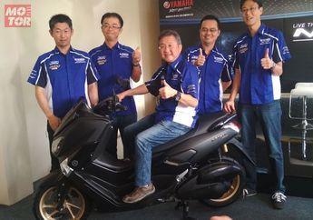 Kenapa Harga Yamaha NMAX Baru di Jakarta Lebih Murah Dibanding Depok? Ini Penjelasan Salah Satu Dealer di Depok