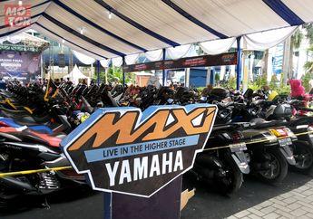 Ini Dia Best of The Best Nmax di CustoMAXI Regional Sumatera Utara