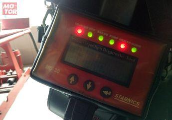 Deteksi Throttle Position Sensor (TPS) Rusak, Bisa Direset dulu