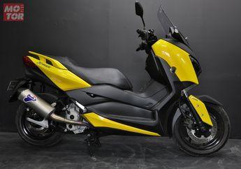 Pilihan Knalpot Racing Yamaha XMAX 250,  Sudah Banyak di Pasaran!