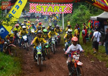 Unik, Bikin Event Adventure Buat Launching Sirkuit