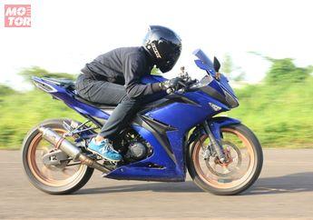 Nih Video Top Speed New CBR150R, Tembus 150 km/jam