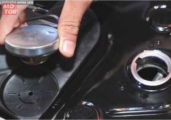 Awas.. Bensin di Tangki Harus Pas Kalau Motor Mau Ditinggal Mudik, Risiko Tanggung Sendiri