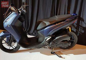 Video Keren! Yamaha Lexi 125 VS NMAX 155, Ngadu Akselerasi!