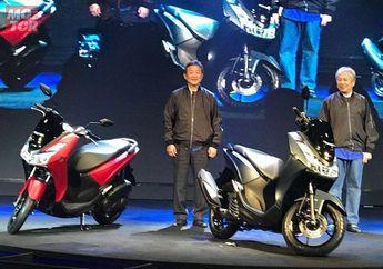 Bakal Bikin Vario 125 Meriang, Ini Perkiraan Harga Yamaha Lexi 125 VVA Bluecore