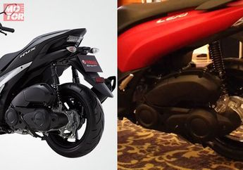 Geger! Mesin Yamaha Lexi 125 Beda Sama NMAX, Spek Mesinnya Mirip Matik Ini