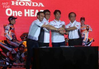 Berapa Nilai Kontrak AHM Sponsori Repsol Honda? Berikut Jawaban Bos AHM