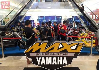 Hari Ini Big Bang Customaxi Yamaha Ada di Pejaten Village, Jakarta Selatan