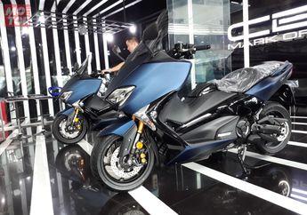 Ternyata Yamaha TMAX DX Cuma Dijual di 6 Dealer, Nih Daftar Dealernya