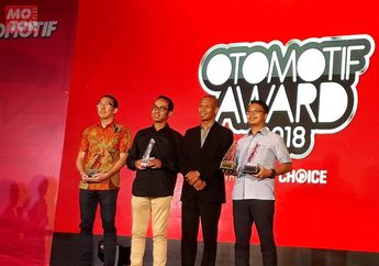OTOMOTIF Award Kembali Digelar, Motor Apa yang Jadi Bike of The Year?