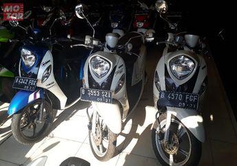 Gerai Motor Seken Ini Jual Yamaha Fino Mulai Dari Rp 8,5 jutaan, Sikaaaatt...