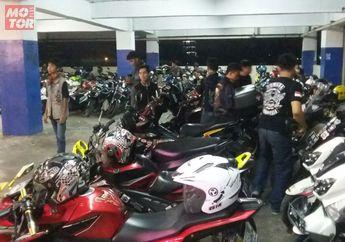 Ribuan Biker Serbu Mall di Tasikmalaya, Ternyata Banyak Hiburan Khas Bikers