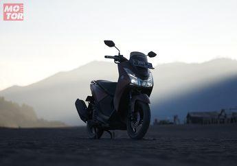 Baru 13 Hari, Penjualan Yamaha Lexi  Tembus Angka Yang Fantastis!