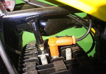 Cuma Pakai Komponen Sederhana Ini, Kompresi di Suzuki TS125 Jadi Anti Bocor