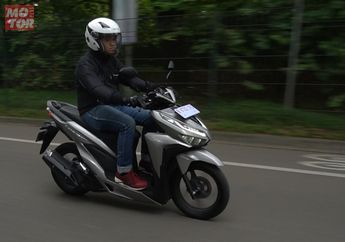Wow! Top Speed Honda Vario 150 Tembus 140 Km/Jam Cuma Oprek CVT, Modalnya Rp 580 Ribuan