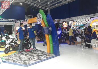 Wuih... Beli Motor Yamaha Maxi Series di Jakarta Fair 2018, Gratis Jam Tangan dan Emas