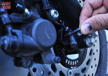 Rem Motor Standar Ingin Pakai Sistem Pengereman ABS? Ini Kendalanya...
