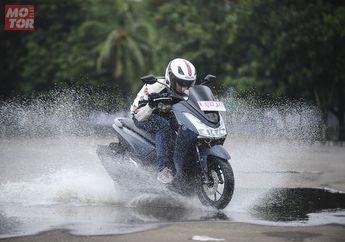 Cuma Modal Per CVT, Tarikan Yamaha Lexi Bisa Lebih Responsif