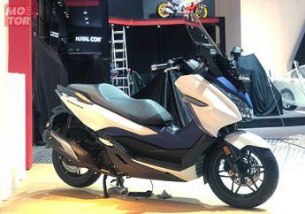 Siapkan Duit Segini Kalau Ingin Inden Honda Forza 250