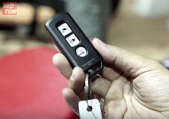 Mudah Banget Mengurus Keyless Entry Honda Forza 250 Hilang, Bawa Aja Kesini..
