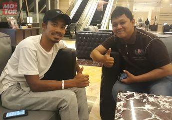 Curhatan M Fadli, Ada Lho Pembalap Indonesia yang Takut Naik Kelas