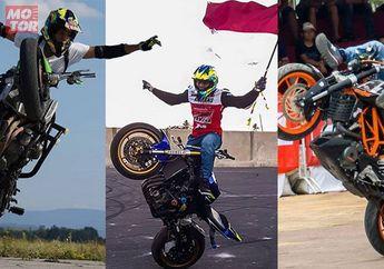 Indonesia Juga Punya Stunt Rider Keren, Namanya Harum Hingga Luar Negeri