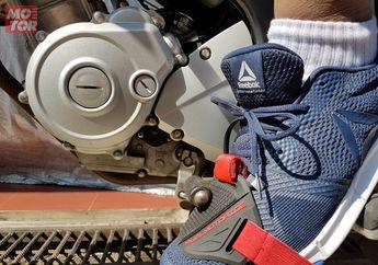 Pakai Alat Ini, Dijamin Sepatu Enggak Rusak Saat Dipakai Riding