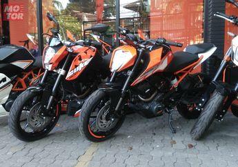 Tanggung Jawab, KTM Indonesia Ikut Recall KTM Duke 390