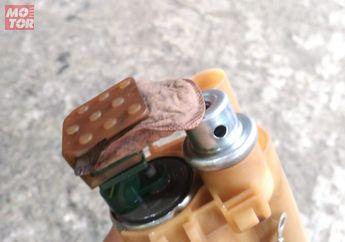 Kalau Komponen Motor Injeksi Ini Kotor, Dijamin Motor Kamu Tarikannya Jadi Brebet