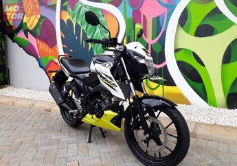 Sudah Siap Dijual, Ini Yang Diwariskan Suzuki Bandit Generasi Awal Untuk Suzuki GSX150 Bandit